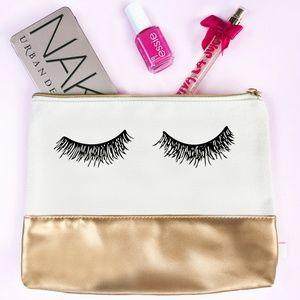 Make Up Bag Eyelash Make Up Bag